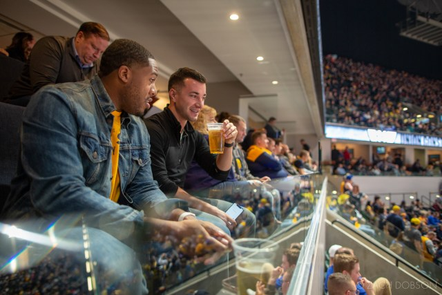 Indiana Pacers Party Suites
