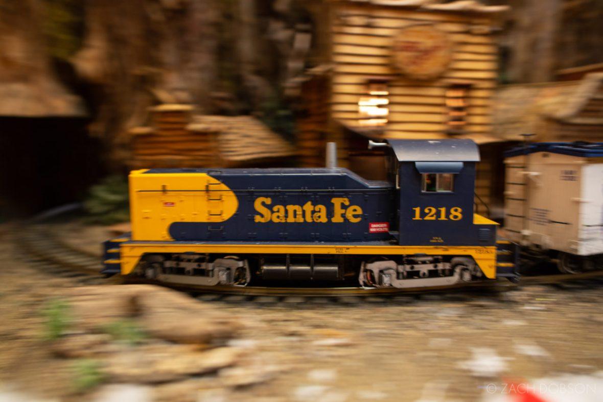 jingle rails eiteljorg indianapolis