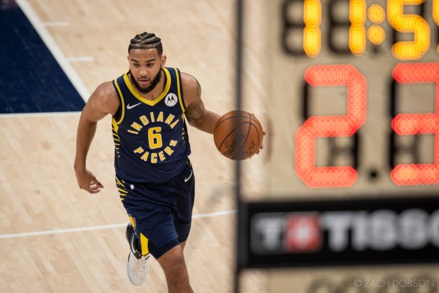 Indiana Pacers and Motorola US sponsorship