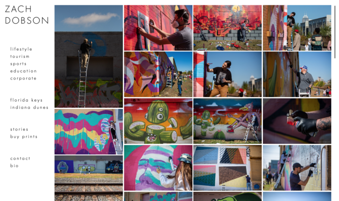 indy mural fest gallery