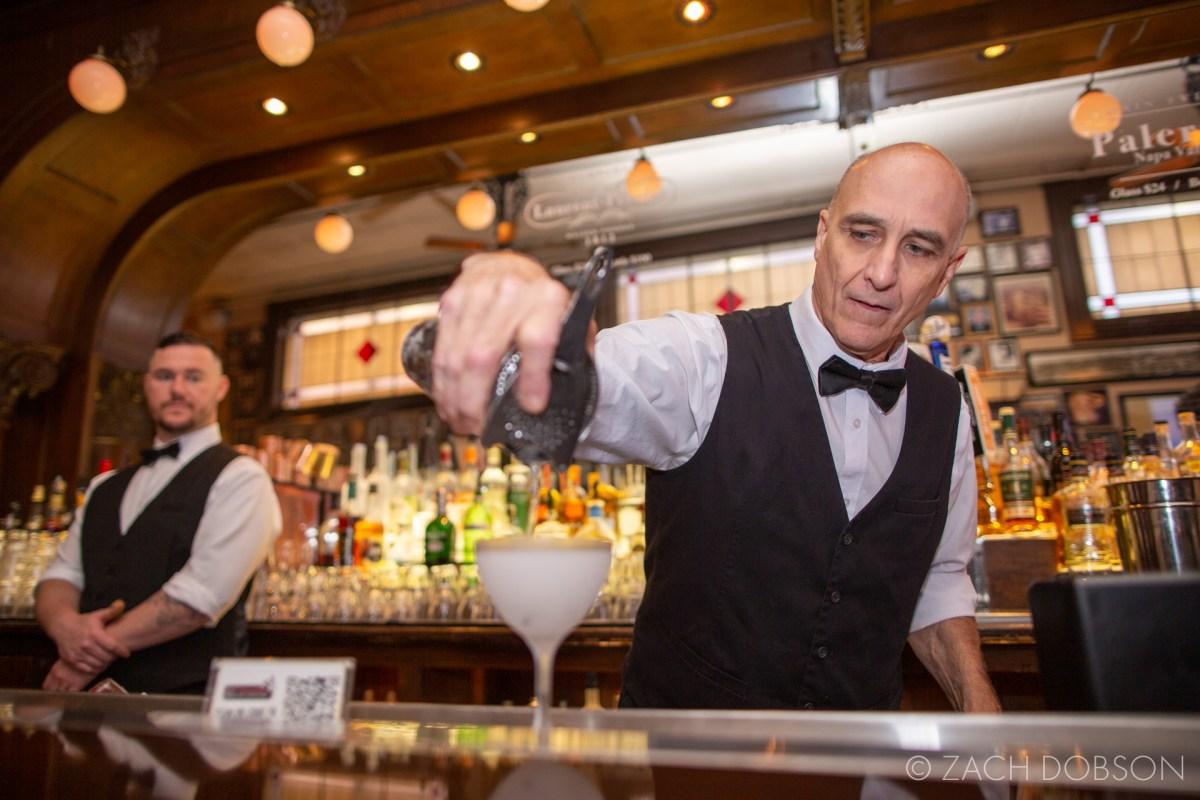 st elmo steakhouse indianapolis indiana punch magazine bartender serving drinks