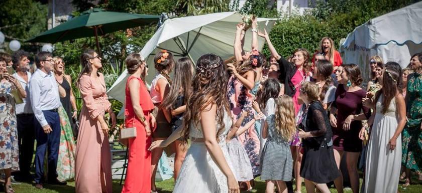 Celebración de una boda.