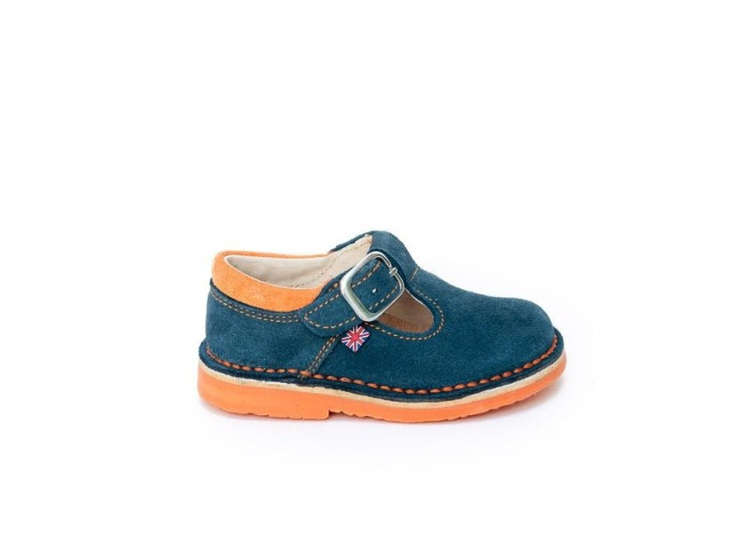 Moda infantil: Colour Feet para niños.