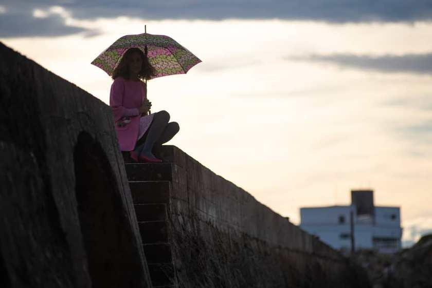 Para los días de lluvia paraguas Kimbamba