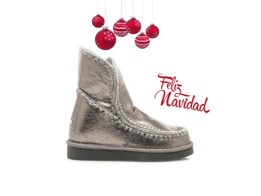 Botas Mustang para Papá Noel