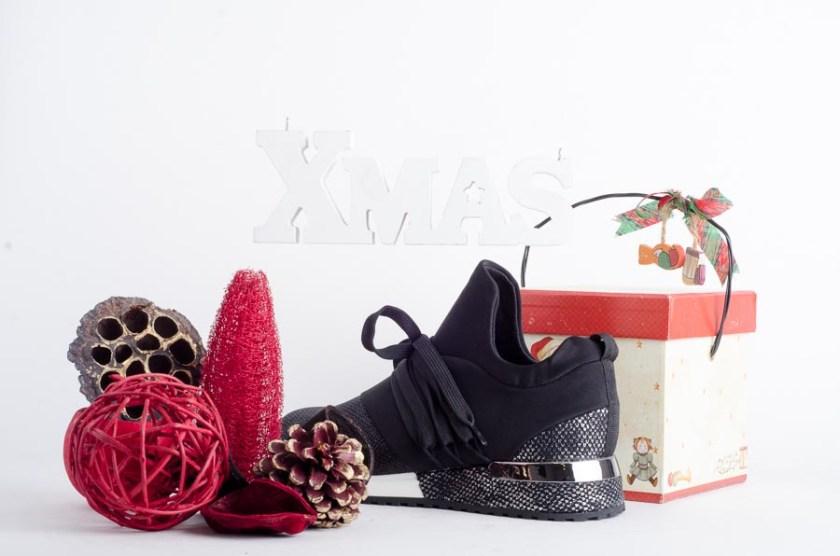 Sneakers La Strada para estas fiestas.
