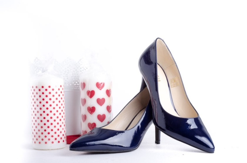Zapatos de salón Kissia para estas fiestas.