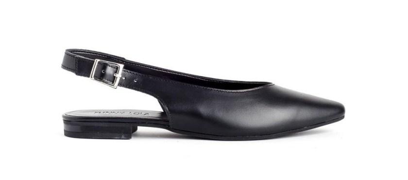 Combate el calor con los zapatos destalonados Funny Lola 5603
