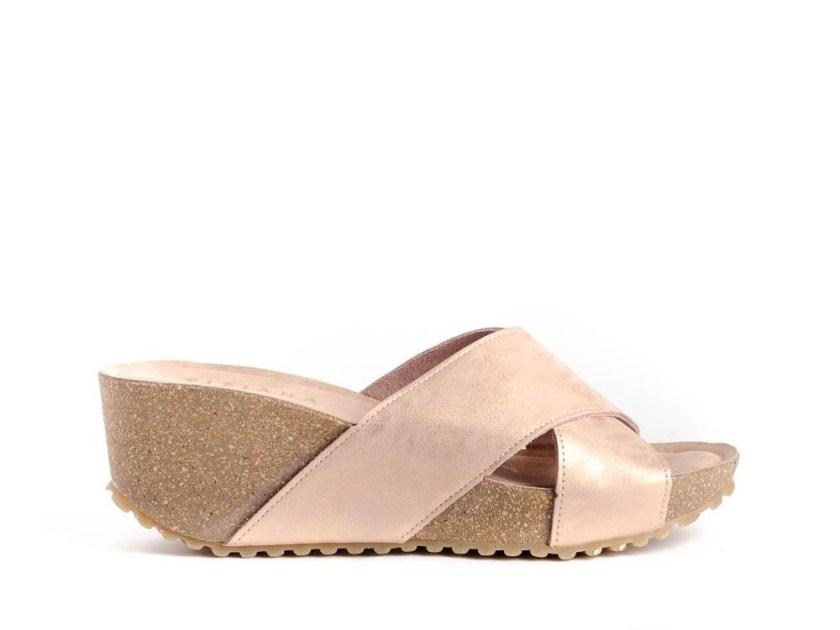comrpar sandalias de cuña cómodas para vestir