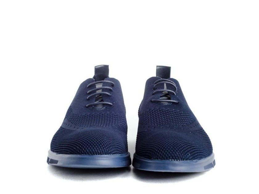 Zapatos color azul marino marca Hoob's verano 2019
