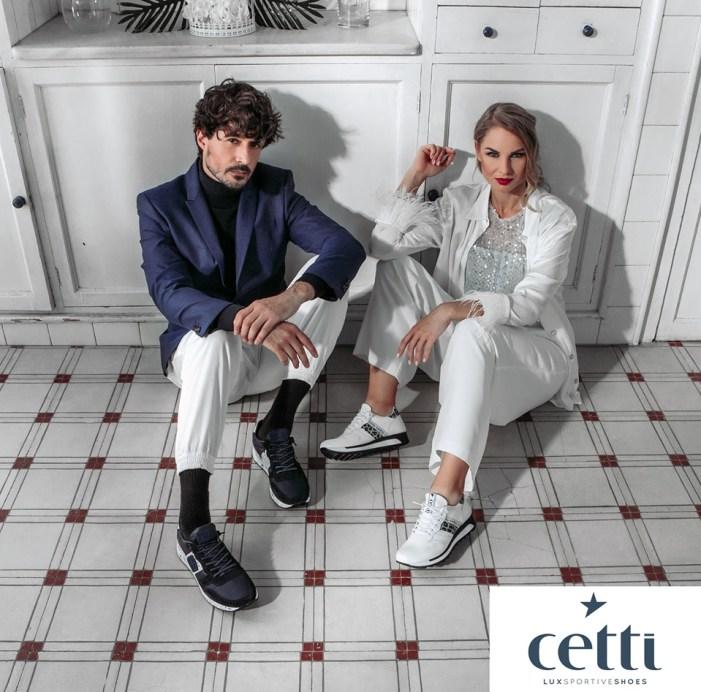 Deportivas Cetti para hombres y mujeres.