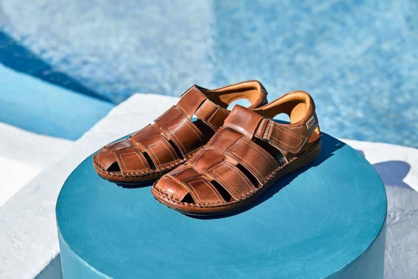 Nueva colección de sandalias Pikolinos primavera-verano 2020.