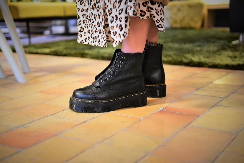 Dr. Martens Sinclair Aunt Sally