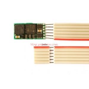 Doehler /& haass d/&h función decodificador fh05b-1 nem651-nuevo
