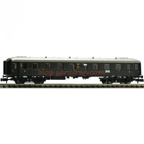 Coche 2 clase tipo Expresso. DRG. Fleischmann. Ref: 867503