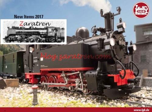 2017 - Novedades- LGB - Zaratren.com