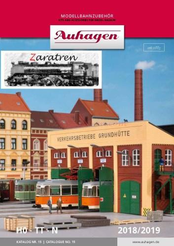Auhagen - Catálogo Auhagen 2018 - 2019