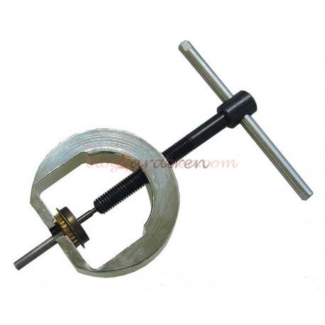 Zaratren - Extractor de ruedas fijo no regulable, válido para escala Z, N, TT y H0, Ref: 90809