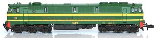 Mftrain - Novedades - N13301 Locomotora diéselRenfe, versión original, verde/amarilla, Matrícula: 333.037.0 - N13304 Locomotora diéselRenfe, versión semireformada,Taxi , Matrícula: 333.005.7 - N13308 Locomotora diéselRenfe Operadora, versión reformada, Pantone, Matrícula: 333.106.3