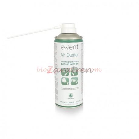 Ewent - Spray de Aire comprimido, válido para todas las escalas y decoraciones, también para elementos de electrónica. Ref: Ewent.