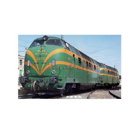 Mabar – locomotora diésel 4000 (340), Escala H0.: REF 81580/A/D/S, REF 81581/A/D/S, REF 81582/A/D/S, disponibles algunas referencias
