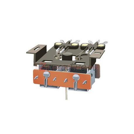 Peco - Microinterruptor doble para desvíos, válido para escala N y H0, Ref: PL-15.