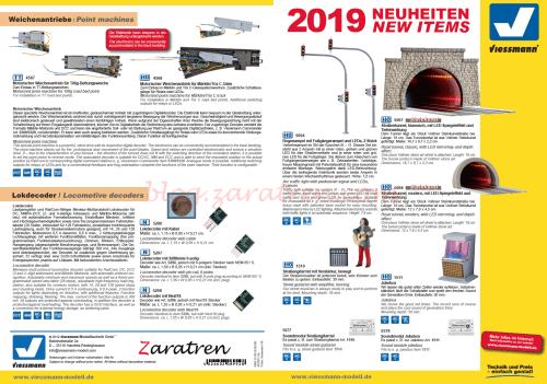 Catálogos - Novedades Viessmann 2019