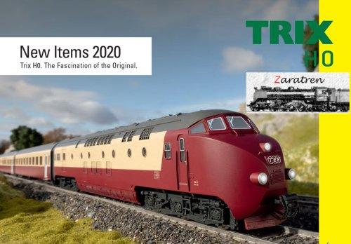 Trix, novedades 2020