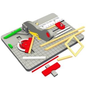 Proses - Cortador de madera y varilla para modeladores, Ref: TC-105.