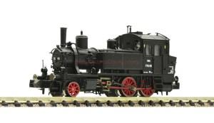 Fleischmann - Locomotora de Vapor 70.0, Epoca III, OBB, Analogica, Escala N, Ref: 707007.