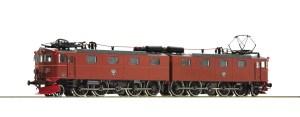 Roco - Locomotora Electrica Clase Dm, SJ, Analogica, Escala H0, Ref: 73868.