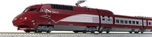 Kato - Tren de Alta Velocidad Thalys PBA. Comp. 10 unidades, Escala N, Ref: 10-1657.