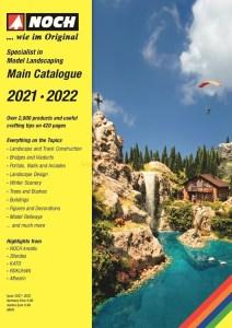 Noch - Catalogo general 2021-2022 Noch en Ingles, sin precios. Ref: 71212.