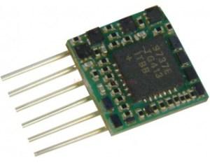 Zimo - Decodificador serie MX616, NEM651. Ref: MX616N.
