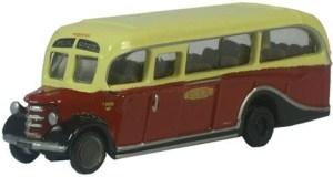 Oxford - Autobus British Rail Bedford OB, Escala N, Ref: NOB001.
