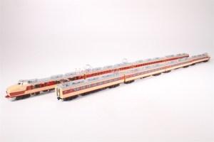 """Kato - Tren de viajeros larga distancia """" Kodama - Tsubame """", Escala N, Ref: 10-530."""
