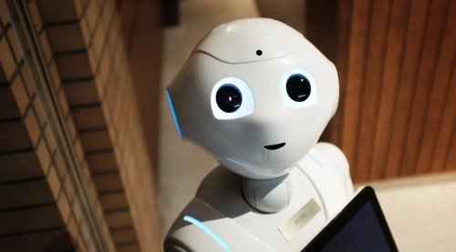 automated robots in modern technology