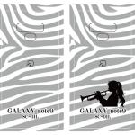 GALAXY note9 スマホカバー
