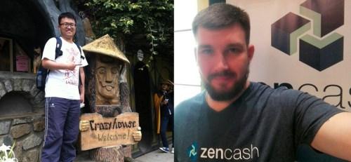 zencash社区成员介绍