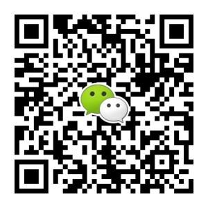 zencash官方微信二维码 @zencashofficial