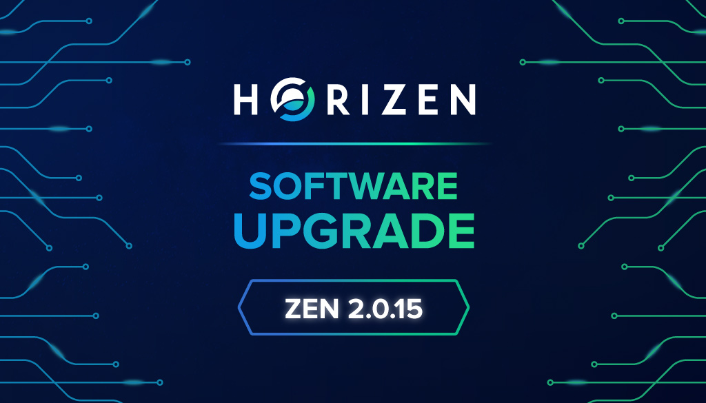 Software Upgrade: ZEN 2.0.15