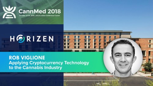 Rob viglione speaks at cannmed 2018