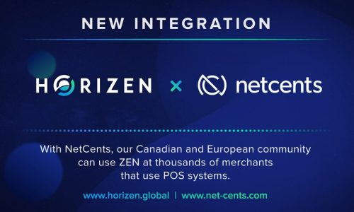 Horizen-NetCents-Integration