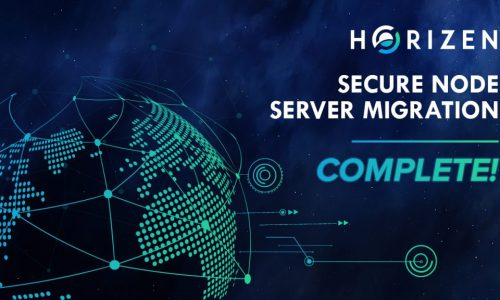 Horizen-Server-Migration-Complete