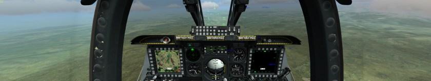 A-10C Cockpit