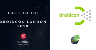 Back to the Droidcon London 2018