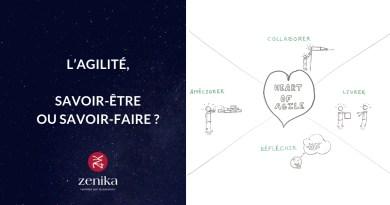 Blog Zenika - Agilité savoir-être