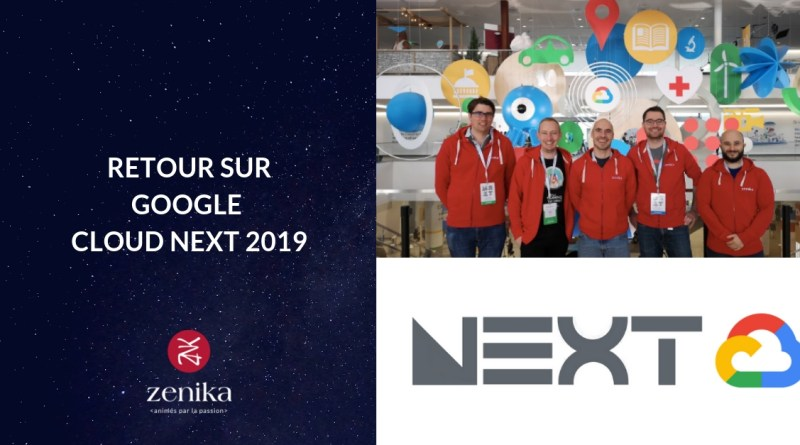 Blog Zenika - Google cloud next