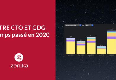 CTO, GDG et le temps que je passe en 2020…