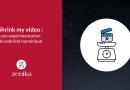 Shrink my video : une expérimentation de sobriété numérique